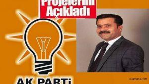 Başkan Aday Adayı Mahmut Demir projelerini açıkladı