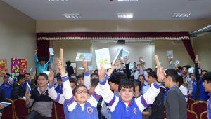 Çocuklar Çevre Bilincini Öğrenecek