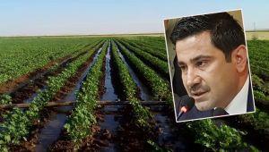 MKYK Üyesi Yıldız'dan Suruçlu Çiftçilere Müjde