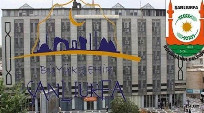 Şanlıurfa Büyükşehir Belediyesi İçin İki Sürpriz İsim!