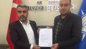 Veteriner Hekimi Mustafa Şen Viranşehir Belediye Başkan Aday Adayı Oldu.
