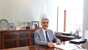 Başkan Peltek, Bakan Pekcan'a İlimiz Sorunlarını İletti