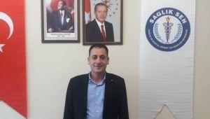 Başkan Yabir'den Sağlıktaki darp olayına kınama
