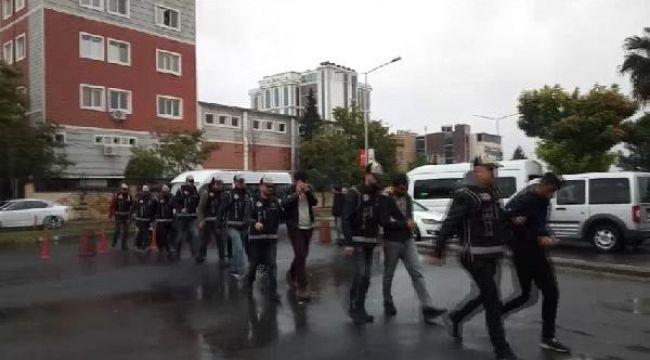 Şanlıurfa'da 'Joker' Operasyonu: 24 Tutuklama