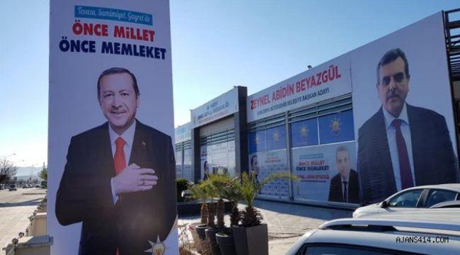 AK Parti SKM adresi belli oldu