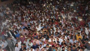 Cumhurda Birlik, Harran'da Coşkuyla Karşılandı