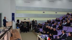 HRÜ Rektörü Çelik: En önemli sorun kalifiye eleman sıkıntısı