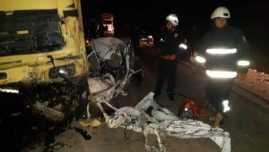 Trafik kazalarında kaç kişi öldü?