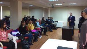 Urfa'da 1.Kademe Yardımcı Antrenör Kursu eğitimleri başladı