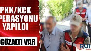 Viranşehir'de Operasyon: Gözaltılar var..