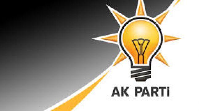AK Parti iki ilde adaylarını geri çekti!