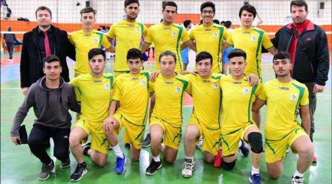 Başkanlık Kupasında Filenin Şampiyonu Şanlıurfa Spor Lisesi