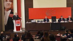 CHP Merkez Yönetim Kurulu, Siverek'in adayı için toplanabilir