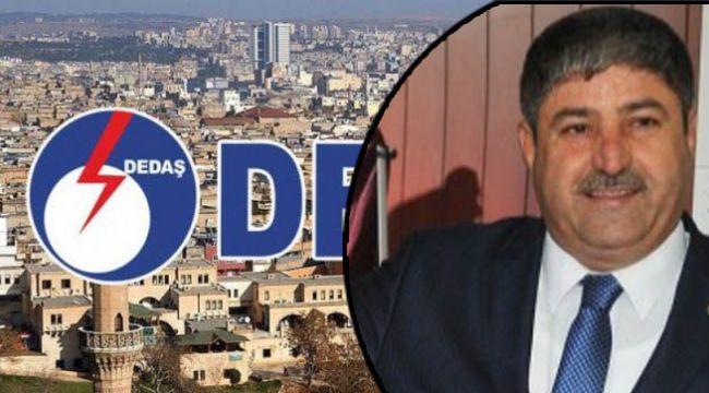 Eyyüpoğlu: En büyük hırsız DEDAŞ'tır