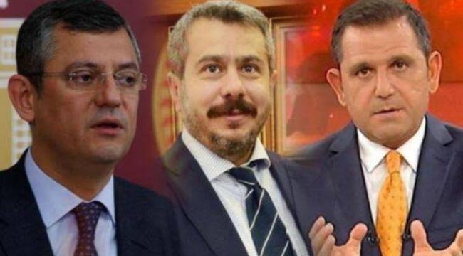 Tek tweet ile CHP'deki skandallar zincirini gözler önüne serdi