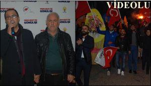Türkmenlerden Abdullah Aksak'a Tam Destek