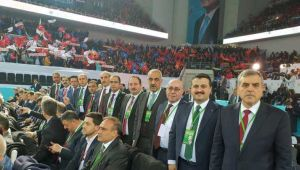 Urfa AK kadro Ankara'yı fethetti