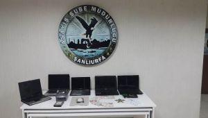 Urfa'da Yasadışı Bahis Operasyonu: 6 Gözaltı