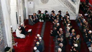 18 Mart şehitleri için Urfa'da mevlit okutuldu