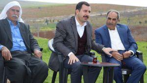 AK Başkan Adayı Baydilli'ye Kırsaldan Tam Destek