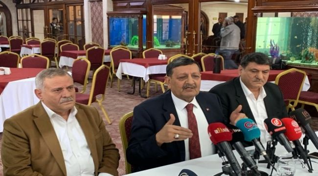 AK Parti Büyükşehirde Harran'ı garantiledi!