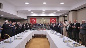 Aşiretler ve Kanaat Önderlerinden AK Parti'ye destek çağrısı