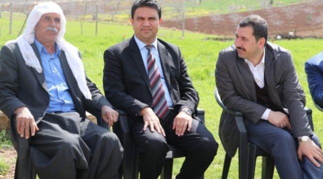 Başkan Ağan: Urfa'yı daha ileri götüreceğiz