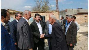 Başkan Bayık: Hilvan'da en büyük projem OSB'dir!