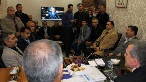 Beyazgül'e Belediye iş sendikasından Tam destek