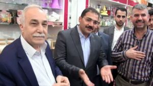Canpolat'tan Başkan Şahin'e Göbeklitepe daveti