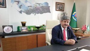 Eyyüpoğlu, Çiftçi Sorunları Raporunu Cumhurbaşkanı Erdoğan'a Sunacak