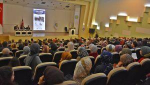 Harran Üniversitesi'nde İstiklal Marşı'nın Kabul Yıldönümü Etkinliği