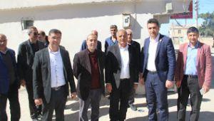 HDP Adayı Çakmak'dan Saadet Adayına ziyaret