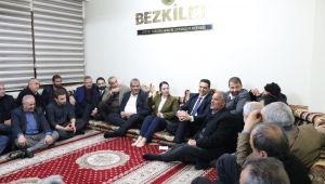 Hekimoğlu: Haliliye Belediyesini hep birlikte yöneteceğiz