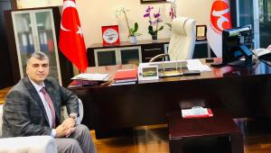 Prof.Dr.Mehmet Gülüm Ankara İl Sağlık Müdürü oldu