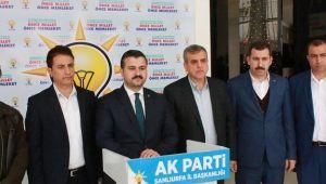 Saadet Partililer AK Parti'ye geçti