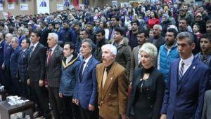 ŞANLIURFA'DA MYP İL KONGRESİ YAPILDI