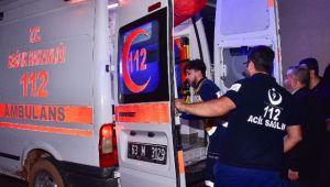 Şanlıurfa'da otomobil ve minibüs çarpıştı: 8 yaralı