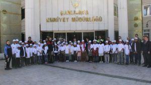 Şanlıurfa Polisi, Öğrenciler İçin Gezi Düzenledi