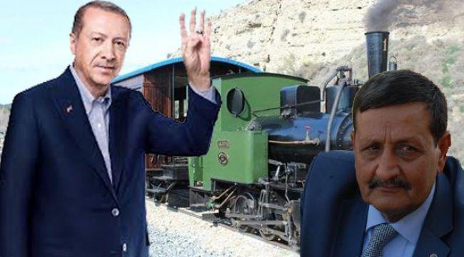 Trenden indirilen Özyavuz: Trene beni alırlar !!!
