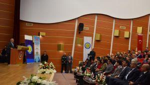 YÖK Tarafından Verilen Burslara / Desteklere İlişkin Birinci Bölgesel Bilgilendirme Toplantısı Harran Üniversitesinde Düzenlendi