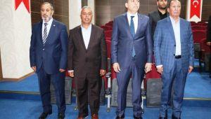 Akçakale'de Yeni Dönemin İlk Meclis Toplantısı Yapıldı