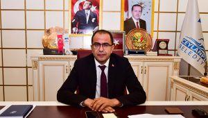 Başkan Aksak'tan 23 Nisan Mesajı