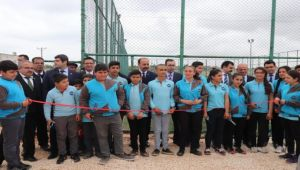 Başkan Albayrak Okul ve Sosyal Tesis Açılışlarına Katıldı