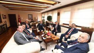 Belediye başkanları, Ankara'ya çıkarma yaptı