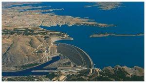 Bozova Atatürk Barajı'nda Av Yasağı Başladı