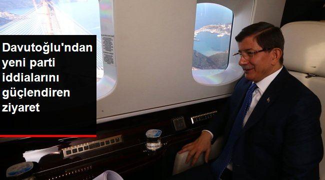 Davutoğlu 50 Vekille Yeni Bir Parti Kuracak