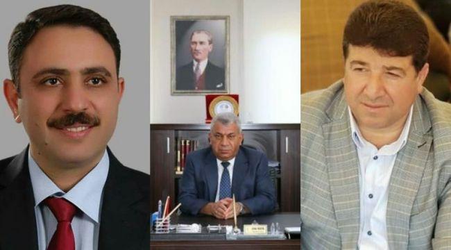 Eyyübiye Belediye Başkan Yardımcıları atandı