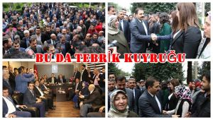 Mehmet Canpolat'a Tebrik Kuyruğu