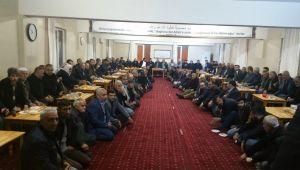 Mersavili Belediye Meclis Üyelerinden takdir edilen hareket
